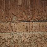 土蔵の土壁