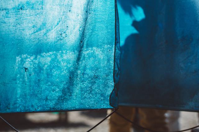 藍染めワークショップ