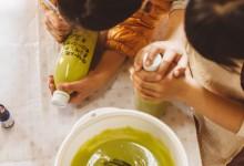 2017年12月9日(土)13:00-15:00「お茶で作る石けんワークショップ」